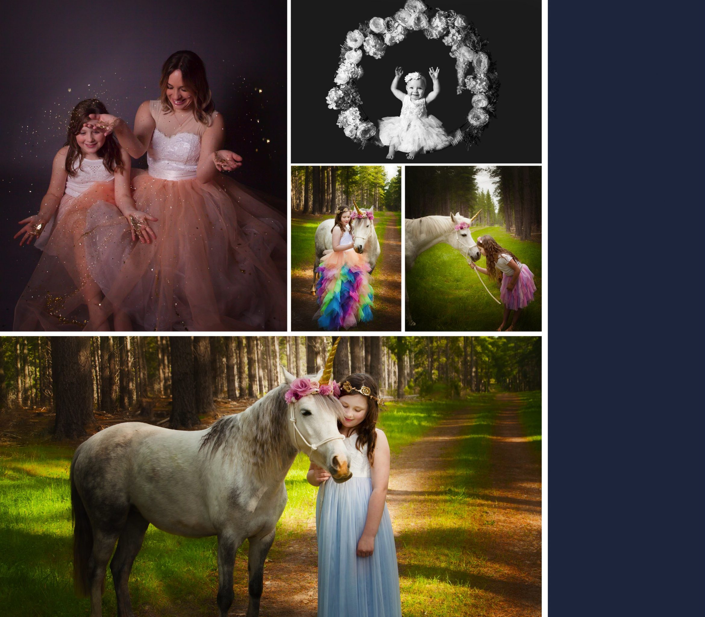 Adelaide Kids and Fantasy Photographer